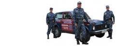 Милиция, охранные структуры, военкомат, силовые ведомства